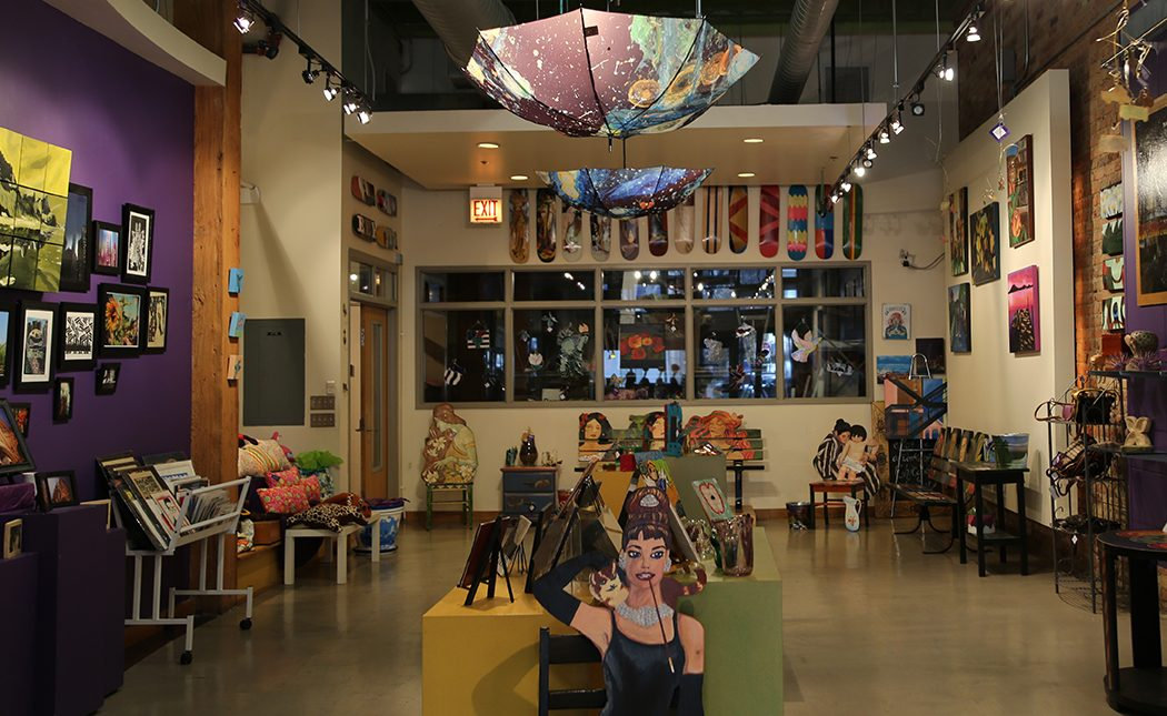 8fc3548719 Support the artistic talents of Chicago s teens by shopping at the After  School Matters Gift Shop.