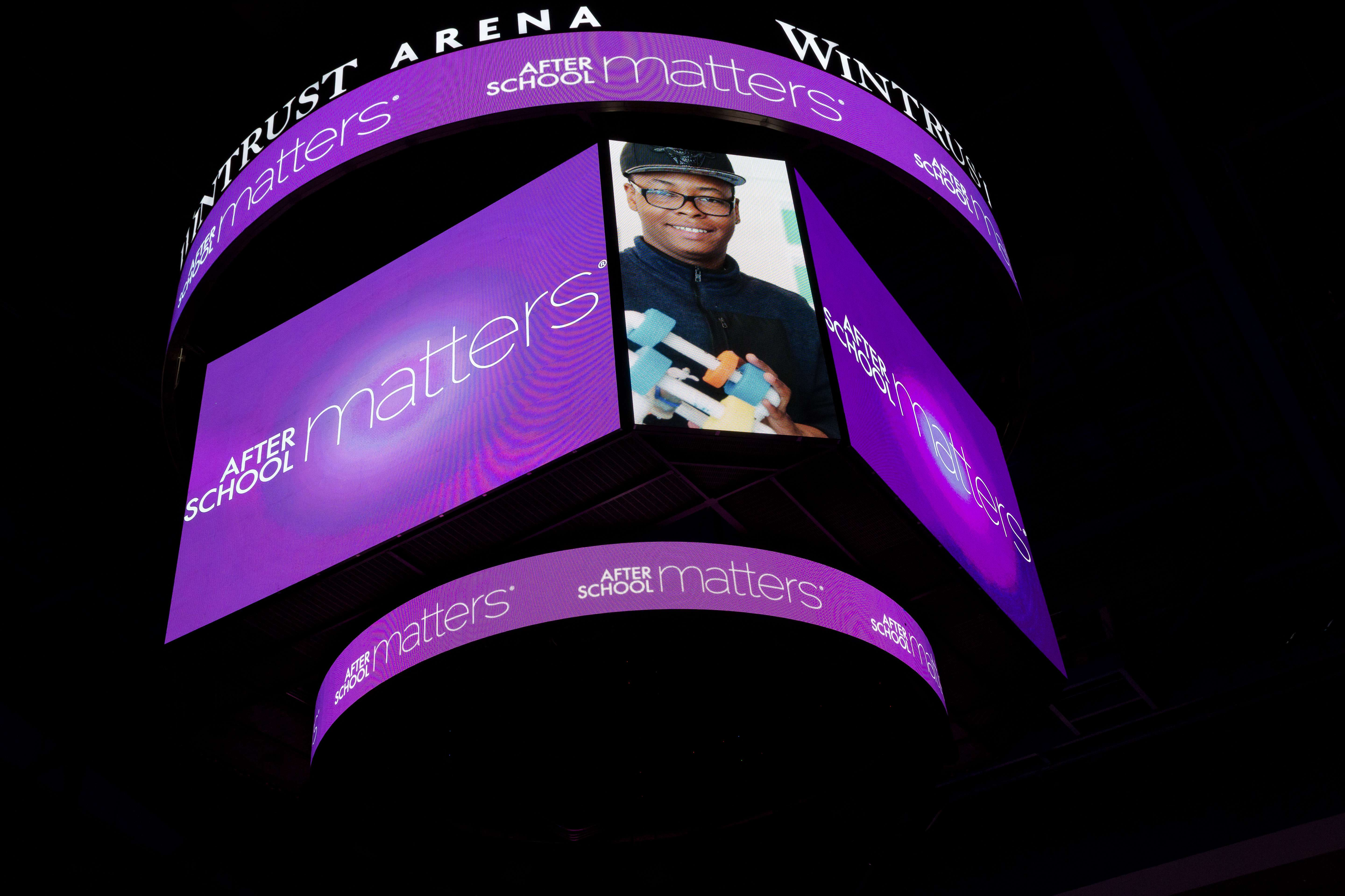 <p>After School Matters Annual Gala was proud to be one of the first events in the brand-new Wintrust Arena, celebrating transformative opportunities for thousands of Chicago's teenagers on September 18, 2017. Photo credit: Juan Martinez Photography</p>