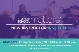 chicago dating matters initiative